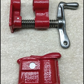 Bink and Cotton 500-2 Bar Clamp - Tools and Hardware