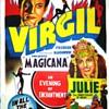 Original Virgil Stone Lithograph Poster