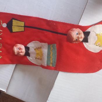 Christmas Stocking - Christmas