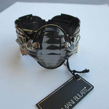 Ermani Bulatti bracelet - Costume Jewelry