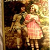 """SHEET MUSIC, 1919 """"SWEETHEARTS"""" ARTWORK AND COMPOSITION BY ALICE WRIGHT"""
