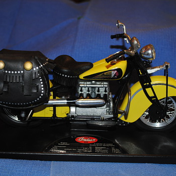 1942 Cast Indian 442 Motorcycle