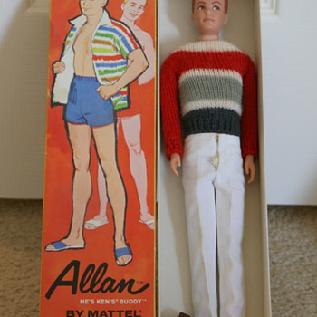 Early '60's dolls