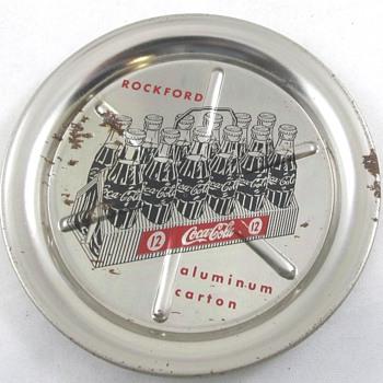 Coca Cola Coaster - Coca-Cola