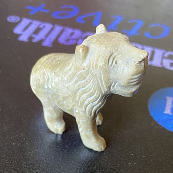Stone carved lion - Animals