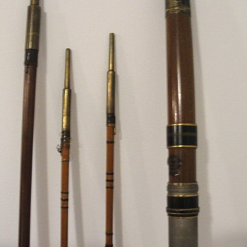 Spey Fishing Rod Watson and son England