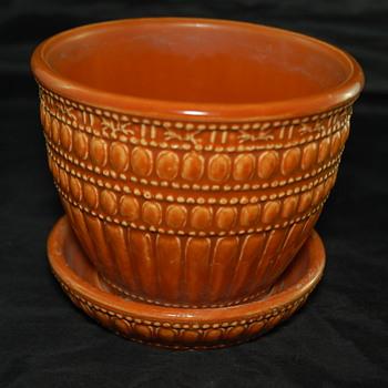 Vintage McCoy Pottery Planter - Pottery