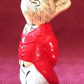 Lady Snooty Fox Bottle Opener By Scott Products, Inc. - Kitchen