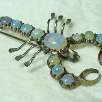 Victorian Opal Insects - Fine Jewelry