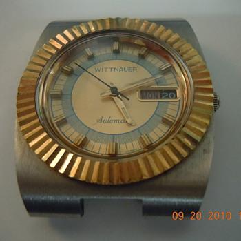 Vintage Wittnauer - Wristwatches