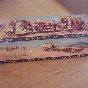 Buffalo Bill 1950's - Toys