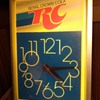 RC Cola clock