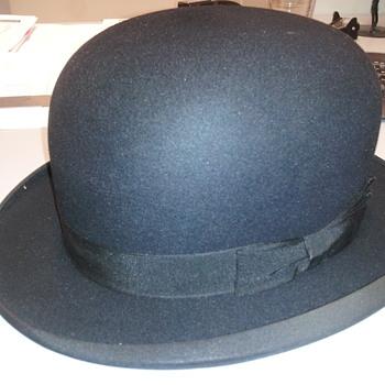 Stetson Derby Hat - Hats