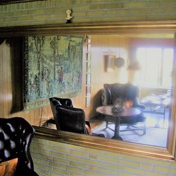 'Mirror, mirror on the wall ...'  - Furniture