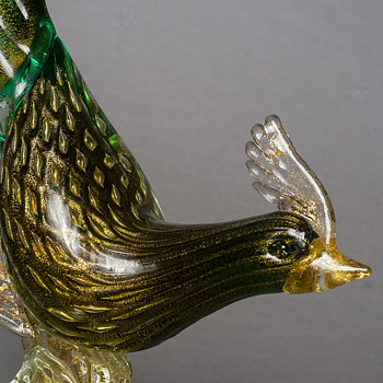 AVeM Pheasant - Art Glass