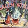 Salem Witch Fortune Teller Game