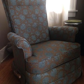 Vintage lazy boy recliner - Furniture