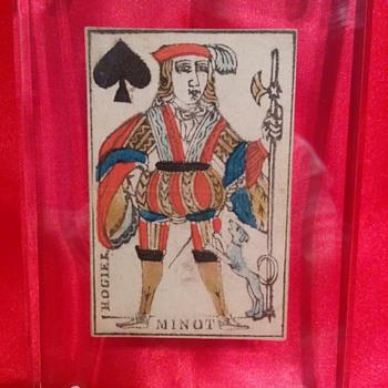 1780 Minot card