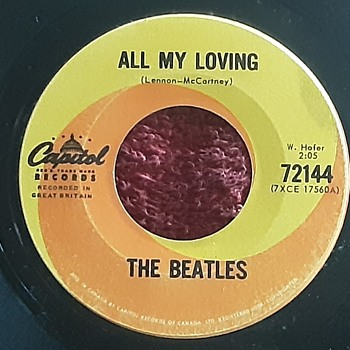 Beatles 45 - Records
