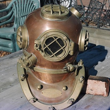 Divers Helmet!!! - Tools and Hardware