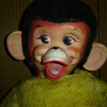 Ugly monkey saved from death.... - Dolls