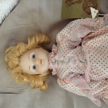 My grandmothers  doll
