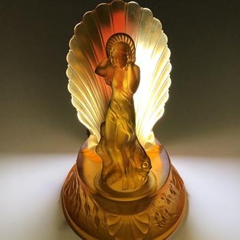 Wonderful and rare Walther & Sohne Art Nouveau / Art Deco lamp - Art Deco