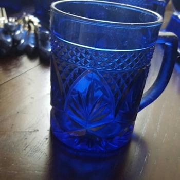 Please help - Glassware