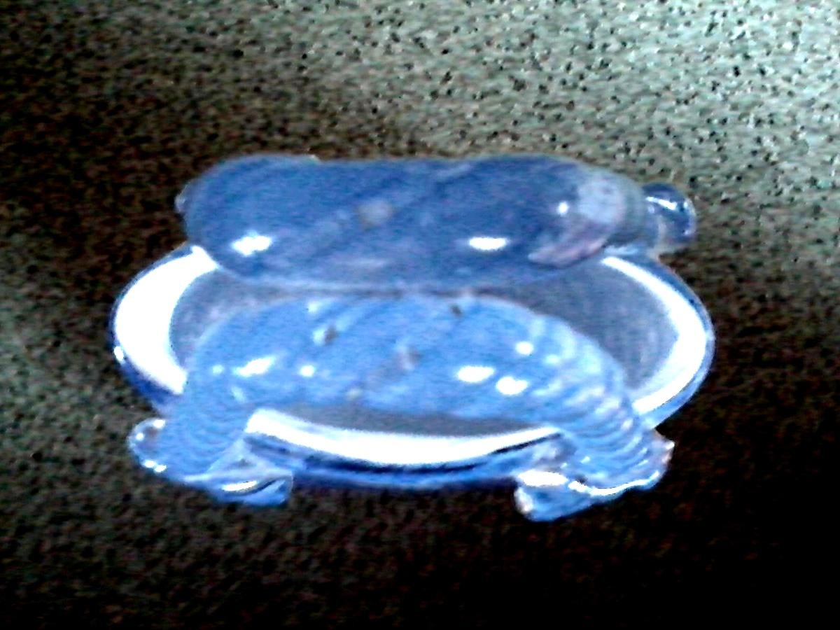 Block crystal hand made blown glass purse vase blue confetti block crystal hand made blown glass purse vase blue confetti design circa 19 20 collectors weekly reviewsmspy