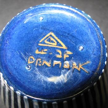 Denmark Pottery Mark? - Pottery