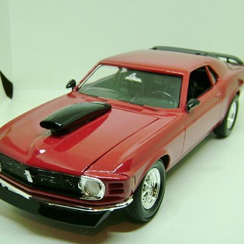 1970 Ford Mustang Boss 302  - Classic Cars
