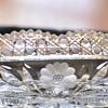 My grannies cut crystal