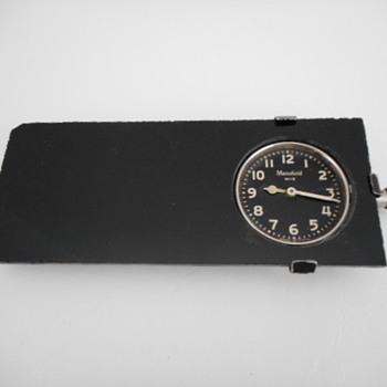 Mansfield Wiz Car Clock - Classic Cars