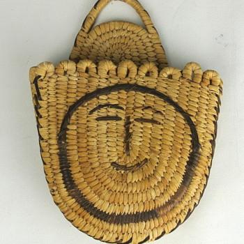 Happy Face Basket