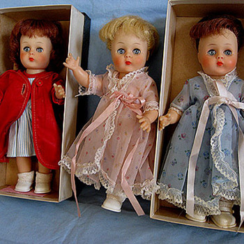 Horsman dolls from the mid 1950's to early 1960's - Dolls
