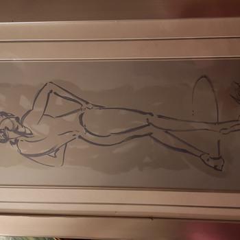 Nude picture - Fine Art