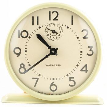Waralarm Clock in Original Box - Clocks
