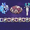 """My First """"Trifari"""" and More Vintage Costume Jewelry/ Circa 20th Century"""