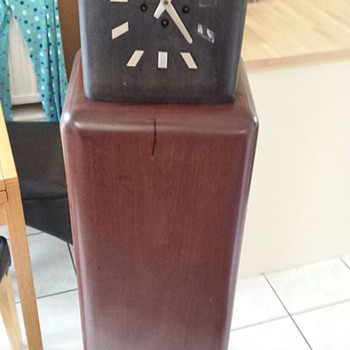 This Is My New Clock Made In 1937 - Clocks