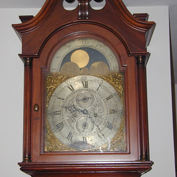 Need information on my Seth Thomas Grandfather Clock