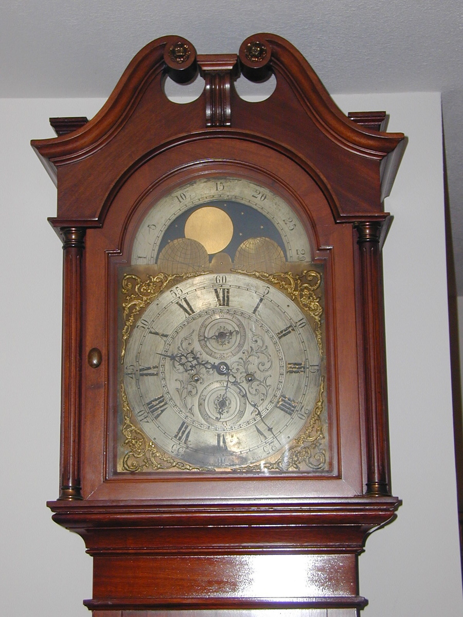 Need Information On My Seth Thomas Grandfather Clock Collectors Weekly