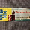 1960's Boating Guide by Coca-Cola