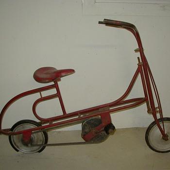 Belt driven Childs Bike - Sporting Goods