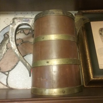Antique Military Race 1/4 Mile Trophy   - Military and Wartime