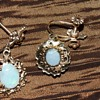 14k Opal Earrings (Matching the Necklace)