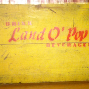 Cold Spring Brewing/ Land O' Pop Crate