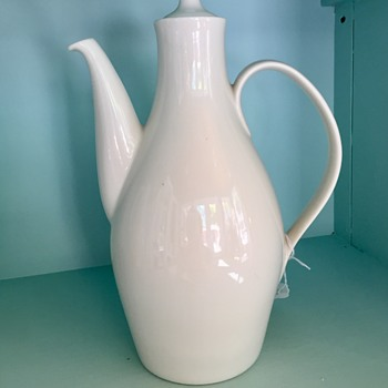 Tea Pot and Water Pichter  - China and Dinnerware
