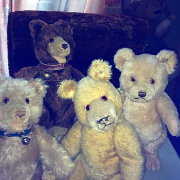 More Teddies I LOVE!