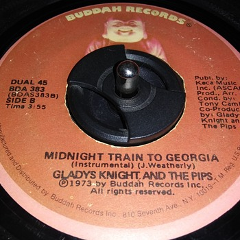 GLADYS KNIGHT AND THE PIPS - Records