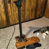 Antique Cobblers shoe form stand